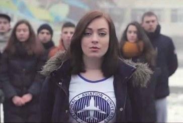 Mesajul impresionant transmis de studentii ucraineni catre rusi (VIDEO)