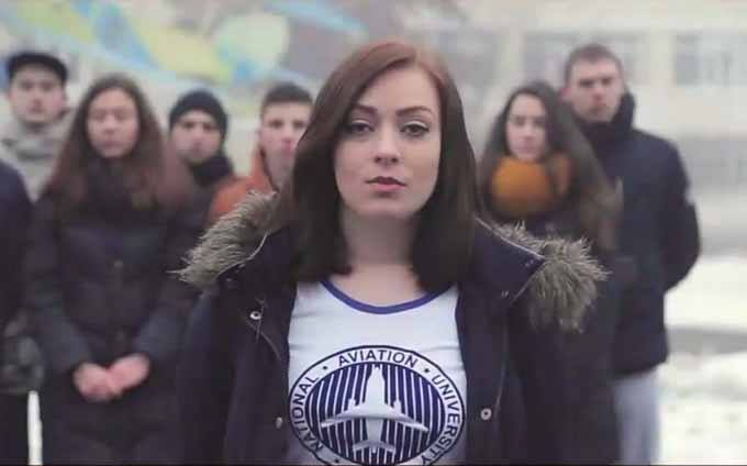 studenti ucraineni
