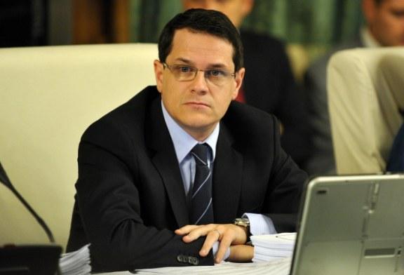 """SRI: Eduard Hellvig a fost la DIICOT pentru a da declaratii in legatura cu dosarul """"Black Cube"""""""