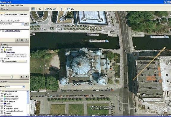 Versiunea Google Earth Pro poate fi utilizata cu titlu gratuit