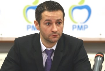 Adrian Todoran, noul presedinte al PMP Maramures