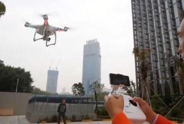 Alibaba testeaza serviciul de livrare cu ajutorul dronelor