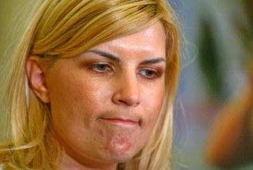 Elena Udrea a fost retinuta de DNA