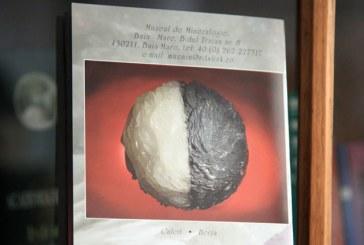 Piesa furata de la Muzeul de Mineralogie, de negasit la un an de la disparitie