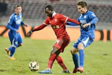 Fotbal: Pandurii – Dinamo 2-1, in prima mansa a semifinalelor Cupei Ligii Adeplast