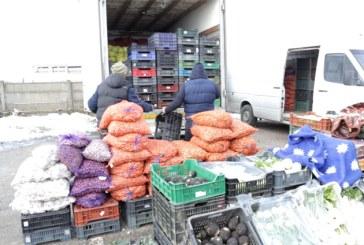 Baia Mare: Conditiile jalnice din Piata Obor, alunga clientii