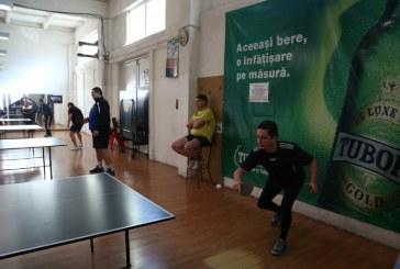 Tenis de masa: Cupa protectiei civile, in Baia Mare (FOTO)