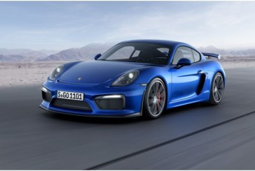 Un nou membru in familia Porsche GT