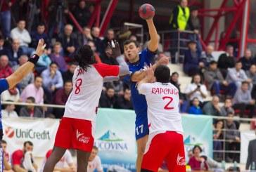 Handbal: HCM Minaur termina la egalitate meciul din deplasare cu Dinamo