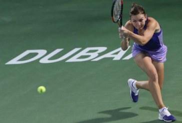 Tenis: Simona Halep, calificata in semifinale la Dubai, dupa un meci dramatic cu Makarova