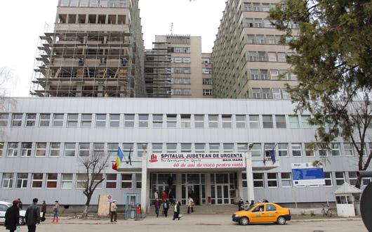 Spitalul Judetean Baia Mare face angajari