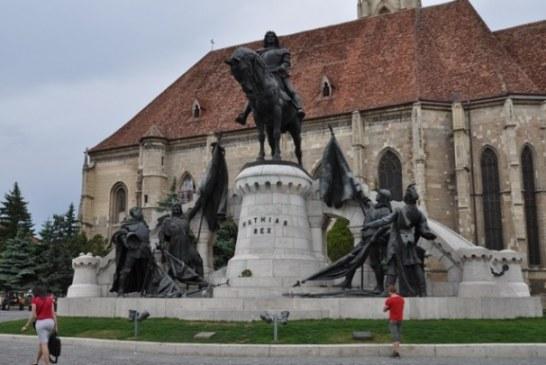 """Partidul Romania Unita saluta """"eliberarea"""" Clujului de denumirea sa maghiara"""