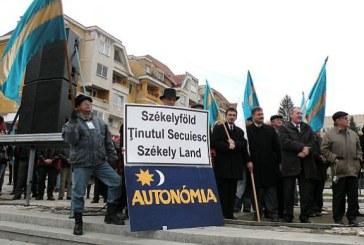 """Cererea pentru autonomia """"Tinutului secuiesc"""", respinsa la Strasbourg"""
