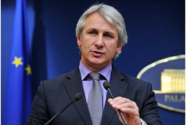 Teodorovici, despre proiectul insolventei: Ma mira lipsa de asumare din partea Ministerului Justitiei a avizului pe un astfel de act