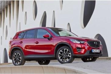 Mazda CX-5 2015 – schimbare de atitudine