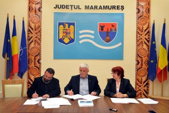 Protocol intre Prefectura, ISJ si Ordinul Arhitectilor pe tema satului maramuresean