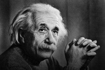 Doua biletele scrise de mana de Einstein vor fi vandute la licitatie in Israel