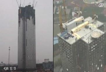 Bloc de 57 de etaje din China, contruit in numai 19 zile