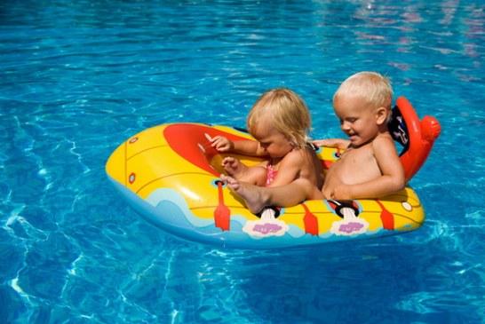 Sarbatoreste copilaria la piscina: Vezi ce surprize ii asteapta pe cei mici la DruRelax