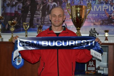 Handbal: Costica Buceschi a lasat Baia Mare pentru CSM Bucuresti