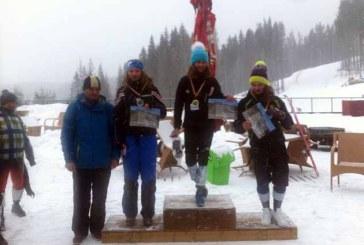 Schi alpin: Dubla de aur pentru CSS Baia Sprie