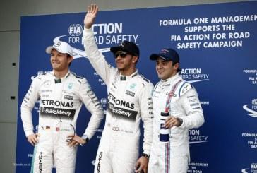 Formula 1: Britanicul Lewis Hamilton (Mercedes) a castigat Marele Premiu al Australiei