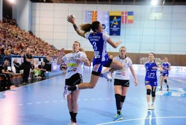 Calificare istorica: Baia Mare, in primele opt echipe ale Europei, la handbal feminin