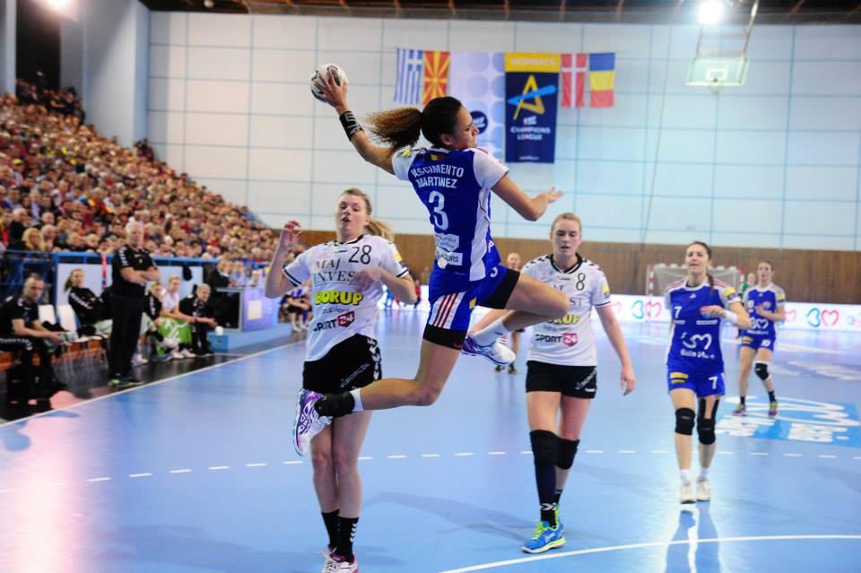 hcm baia mare viborg handbal feminin