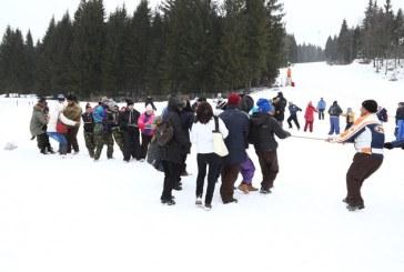 Cum a fost la Olimpiada de Iarna pentru copii si tineri cu nevoi speciale (VIDEO)
