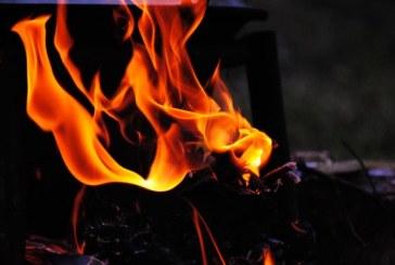 Incendiu la caminul cultural din Vadu Izei