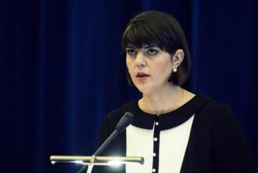 Kovesi: Avem in lucru 865 de dosare de fraude in achizitii publice; in general sunt infractiuni de abuz in serviciu