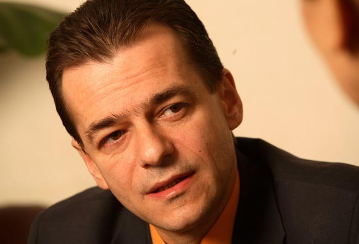Ludovic Orban si-a depus candidatura la sefia PNL