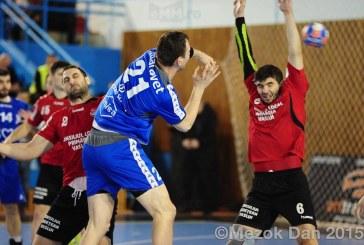 Handbal: HCM Minaur a castigat partida cu HC Vaslui si spera la unul din primele doua locuri