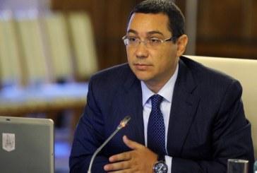 Dr. Ponta, expresia patriotismului populist si nesimtit al demnitarului roman