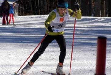 C.S.S Baia Sprie, doua titluri de vicecampioni nationalila Campionatul National de schi fondpentru juniori