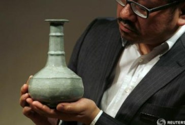 O vaza chinezeasca veche ar putea fi vanduta pentru 7 milioane de euro