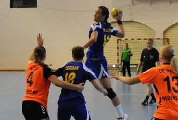 Handbal: Nationala de tineret incheie preliminariile CE cu un succes categoric