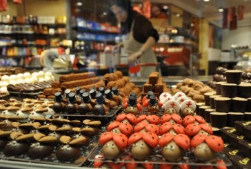 Zurich, capitala mondiala a ciocolatei