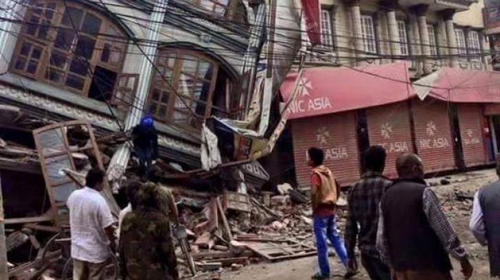 MAE: 19 romani, identificati in urma cutremurului din Nepal; acestia se afla in afara oricarui pericol