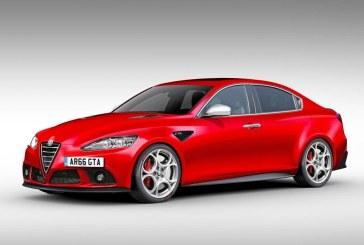 Alfa Romeo revine in forta: Giulia, concurenta pentru BMW si Jaguar