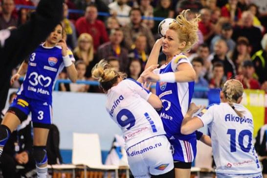Handbal feminin: HCM Baia Mare a castigat Cupa Romaniei, pentru al treilea an la rand