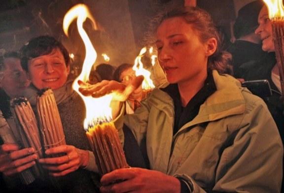 Sfanta Lumina de la Ierusalim va ajunge si in acest an in Maramures