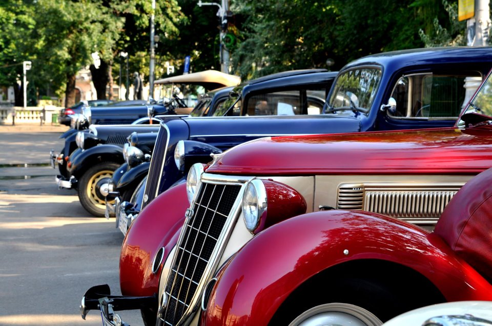 masini de epoca