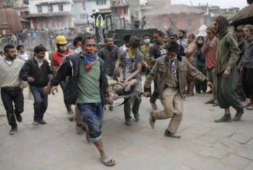 Opt milioane de persoane sunt afectate de seismul devastator din Nepal