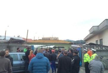 ACTUALIZARE-Baia Mare: Targul Auto si pietele au fost inchise. Halele agroalimentare raman deschise