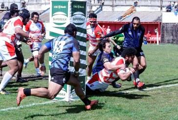 Dinamo da lovitura la rugby: victorie in fata campioanei CSM Stiinta Baia Mare