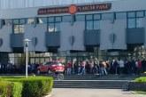 HANDBAL – 665 de spectatori pot intra la meciul dintre Minaur și Dacia Mioveni