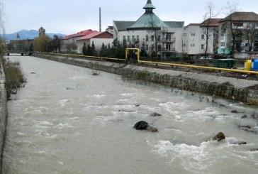 UPDATE – Baia Mare: Un barbat a cazut in raul Sasar