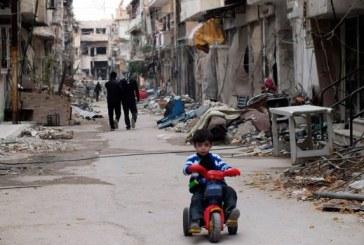 Peste 220.000 de persoane au murit de la izbucnirea conflictului in Siria