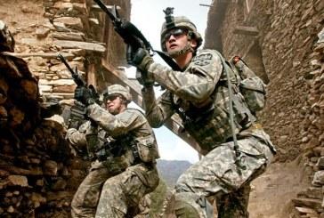 Aproximativ 300 de militari americani au sosit in Ucraina